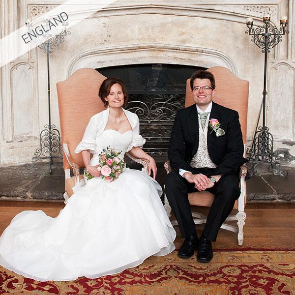 Wedding Ceremony in England