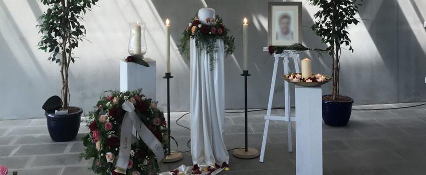 Trauerfeier in Passau